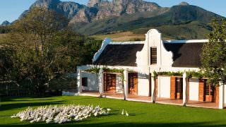 Babylonstoren Wine Estate & Farm